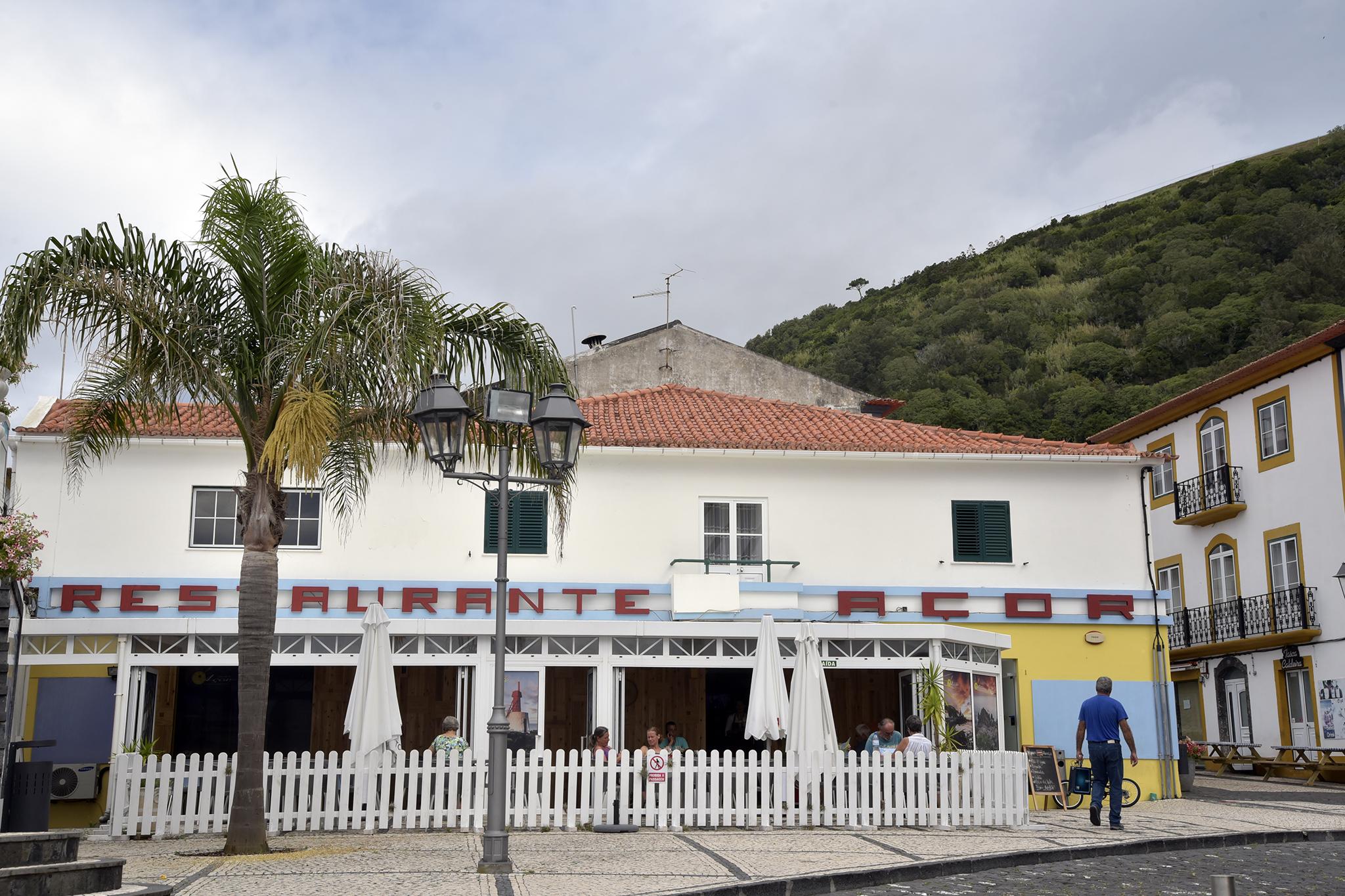 Restaurante Açor, Explore São Jorge