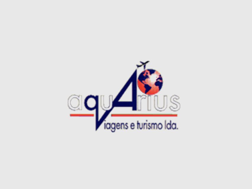 Logo Agência de Viagens Aquarius, Ilha de São Jorge