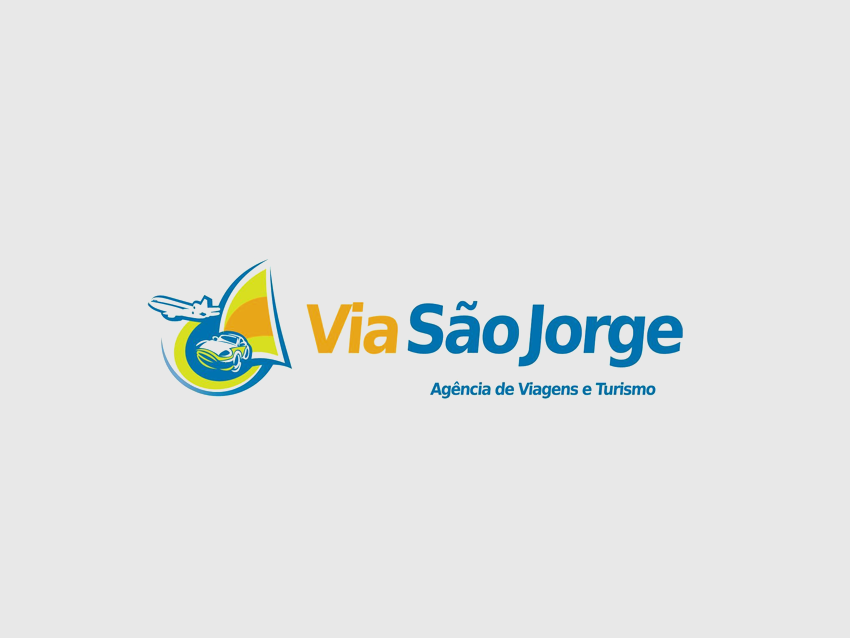 Logo Agência de Viagens Via São Jorge, Ilha de São Jorge
