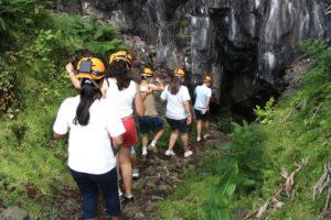 Atividade de Geoturismo, Ilha de São Jorge