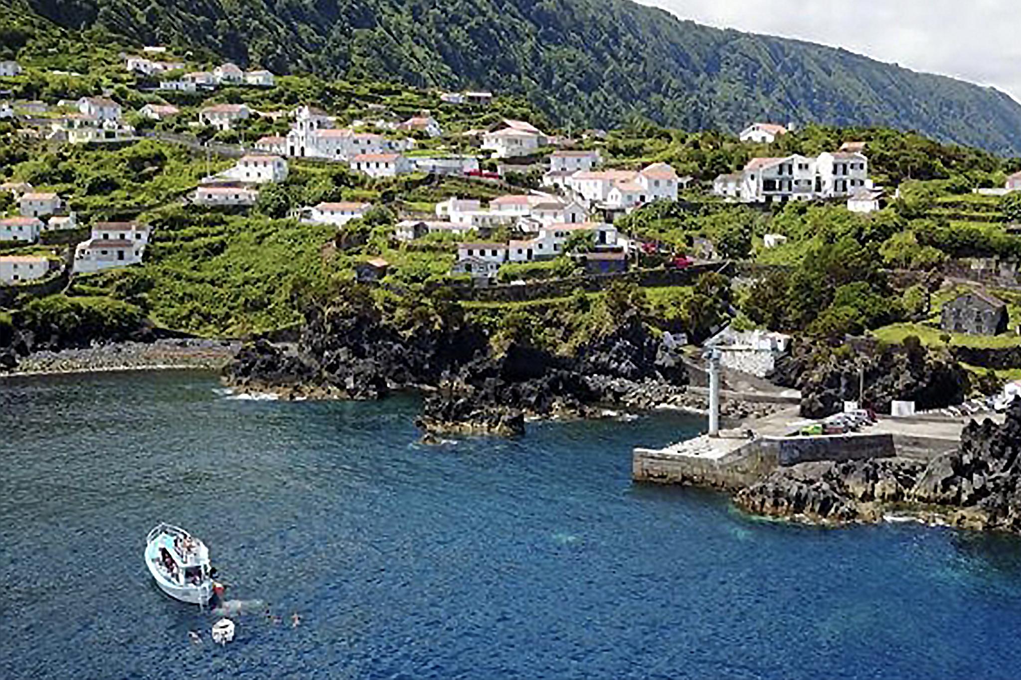 Passeio de Barco, Ilha de São Jorge