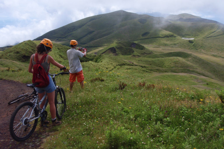 Passeios de bicicleta e BTT, Ilha de São Jorge