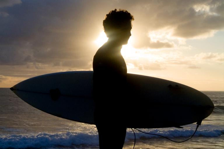 Surf e Bodyboard, Ilha de são Jorge